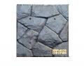 Form for a facing tile the Facade No. 19