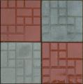Плитка бетонная Ребристая 300*300*30