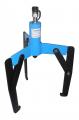 Stripper hydraulic c external capture