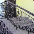 Перила, лестницы, оградки кованые, Украина