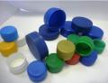 Крышка ПЭТ (полиэтиленовая) однокомпонентная  Пробка трёхвитковая на 5,0 литра 48 мм.