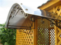 Навіси куті з художнім малюнком, альтанки куті в Житомирі, меблі для будинку кована за доступними цінами в Україні