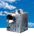 Вентилятор каминный для отвода горячего воздуха из каминов серия ВЕНТС КАМ: КАМ 125...140...150...160