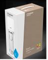 Сифон для приготовления газированных напитков Source с пластиковой бутылкой c металлическим дном