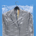 Packages for clothes polyethylene