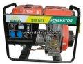 Дизельный однофазный генератор Vitals LDG5000CL (4.2 кВт)