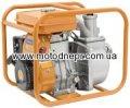Мотопомпа бензиновая Sadko WP-80R