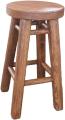 Стілець барний дерев'яний
