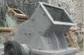 Crusher hammer one-rotor SMD-112