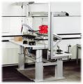 Эргономические рабочие места на базе модульной системы конструкционного профиля ITEM MB Building Kit System