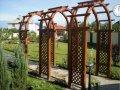 Садовые арки и перголы