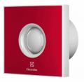 Бытовой вытяжной вентилятор Electrolux Rainbow EAFR-100 red