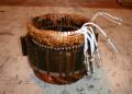 Rewind of Electric motors of Refrigerating Compressors