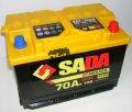 Акумулятор SADA 6СТ-70Аз Евро