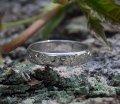 Кольцо Hammered ring