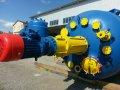 Реактор эмалированный-16м3. 25м3. 40м3. эмаль синяя