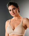 Padded Soft Bra bra without frameworks, Naturana Lingerie the Code: 5266