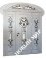 Двери входные металлическая 2 мм отделка дубом