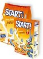 Corn flakes natural Start (375g/1kg)