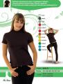 Одежда для девочек, футболки, майки, сорочки от производителя (Футболка стойка ФЖ-01)