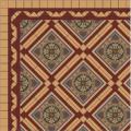 Английская плитка, Керамическая плитка
