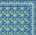 Плитка керамическая майолика