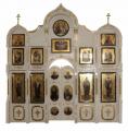 Иконостас церковный 1