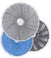 Диски диаграммные  с прямыми и дугообразными линиями отсчета времени