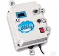 Сепаратор для молока Milry FJ 600 EAR LONGLIFE, 115V