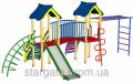 Kompleks sporotowo-zabawkowy dziecięcy
