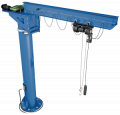 Console cranes (stationary electric)