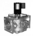 Клапаны электромагнитные отсечные трехпозиционные серии ВН
