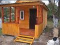 Дачный домик 5х3 блок-хауз недорого Киев, Киевская область
