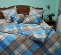 Комплект постельного белья сатин двуспальный Скарлетт