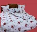 Комплект постельного белья сатин европейский Букетики