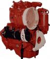 Четырехтактный дизельный двигатель воздушного охлаждения Д-120 (Д-21)