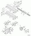 Направляюча ланцюга наклонної H234587