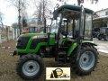 Мини-трактор Chery-RF404 (Чери-RF404) с отопительной кабиной