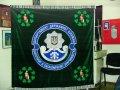 Флаг вышитый боевой