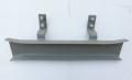 Скоба в сборе для каретки дверей кабины лифта