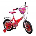 """Велосипед 2-х колес диаметр 20""""  132002 """"Winx"""" со звонком,зеркалом,вставками"""