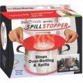 Крышка- невыкипайка силиконовая Spill Stoppe