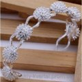 Браслет Tiffany TF-b141. Покрытие серебром 925