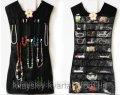Платье органайзер для украшений бусин бижутерии Длина 74см Ширина 38см