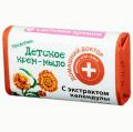 Крем-мыло детское Домашний доктор Календула 70 г