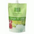 Крем-пена с увлажняющим молочком Fresh Juice Ginger & Lime (лайм и имбирь) дой-пак 500 мл