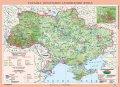 Україна. Природно-заповідний фонд, м-б 1:1 000 000