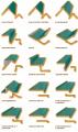 Кровельные аксессары. Ендова, торцевая, конёк, капельник, снегозадержатль, примыкания. Цены указаны за одну планку (2м.п.).  Изделия изготавливаются из любого цвета. При заказе больше 100 планок действуют скидки.