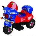 Электромотоцикл детский BT-BOC-0013 BLUE-RED синий