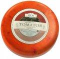 Пакет для упаковки и созревнаия сыра 280х550 оранжевый